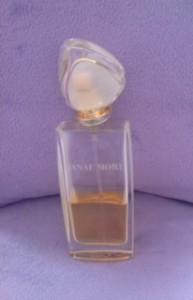 Hanae Mori perfume bottle